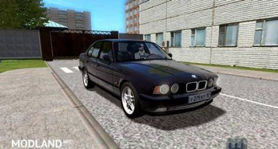 BMW M5 E34 1995 [1.3.3]